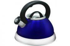 Stainless Steel Whistling Tea Kettle, Premium
