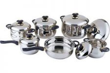 Stainless Steel normal Cookware