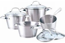 Stainless Steel Conical Shape Cookware